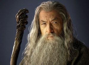 The Hobbit: Gandolf