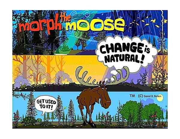 Morph the Moose poster