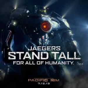 Stand Tall with our Jaegers