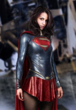 A future Girl of Steel