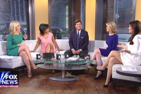 """Fox News: """"Outnumbered"""""""