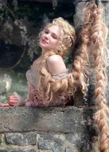 Into the Woods: Mackenzie Mauzy as Rapunzel