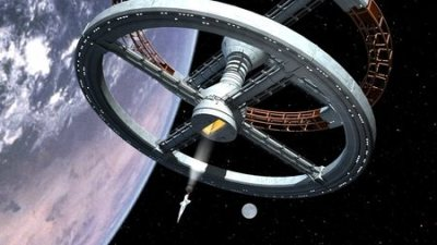 """Space Station from """"2001"""""""