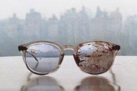 John Lennon's bloody glasses