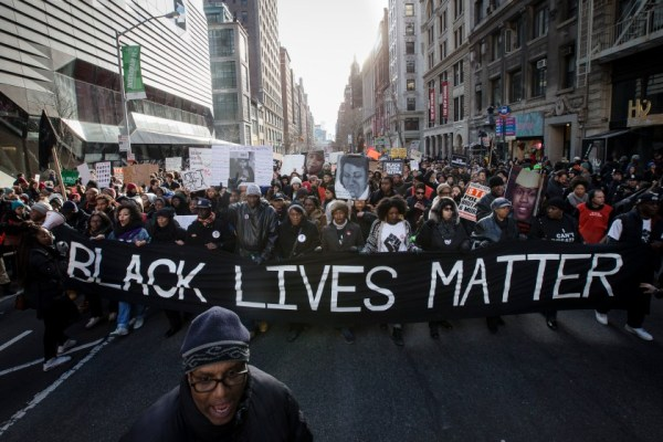 Killings By Police March