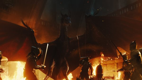 "Dragon in Disney's ""Maleficent"""
