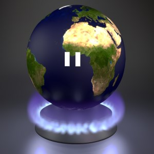 Heating the world
