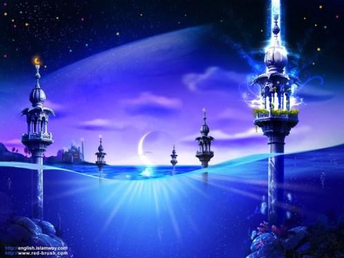 Islamic sky