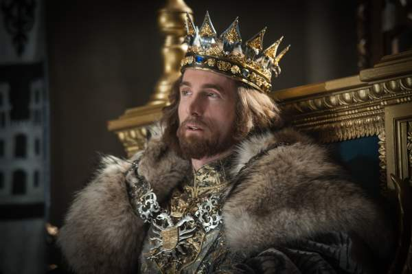 Sharlto Copley as King Stefan