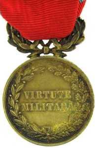Military Virtue Medal: Romania