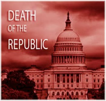 Death of the republic