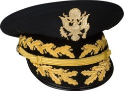 General's hat