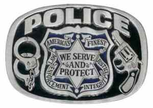 Police: To Protect and to Serve