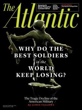 The Atlantic cover: Jan-Feb 2015