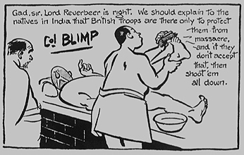 Colonel Blimp's Foreign Policy