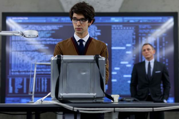 Skyfall: Ben Whishaw as QSkyfall: Ben Whishaw as Q