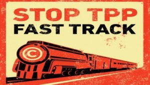 Stop the TPP fast track