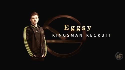 Eggsy (Taron Egerton)