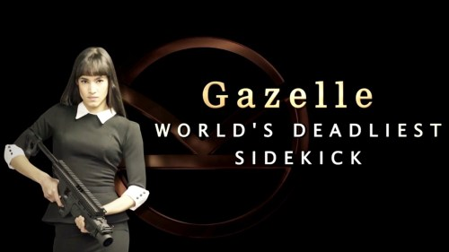Gazelle (Sofia Boutella)