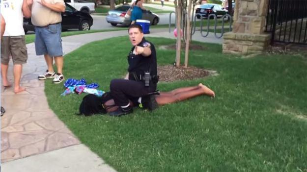 McKinney incident