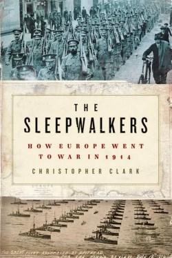 """""""The Sleepwalkers"""" - cover"""