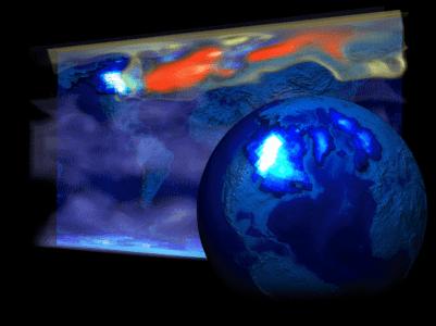 The Bølling-Allerød global warming