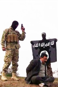 ISIS execution 12 June 2014. AP photo.