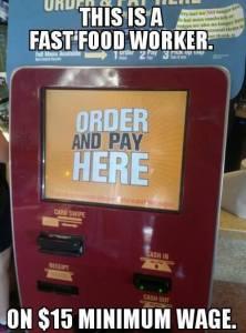 Minimum Wage Meme: False