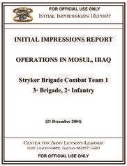 Stryker Brigade Report