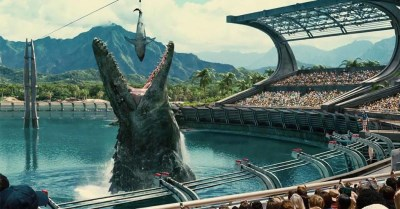 Jurassic Park: sharkbait