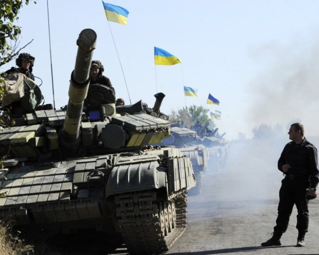 Stratfor: Ukraine withdrawal