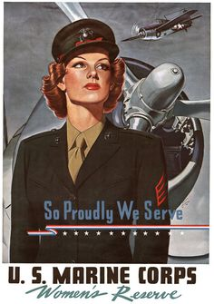 Women for the USMC