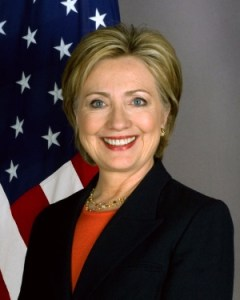 Hillary Clinton - official Secretary of State portrait -300
