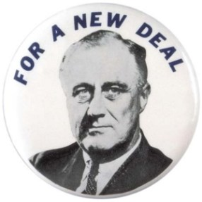 New Deal Button