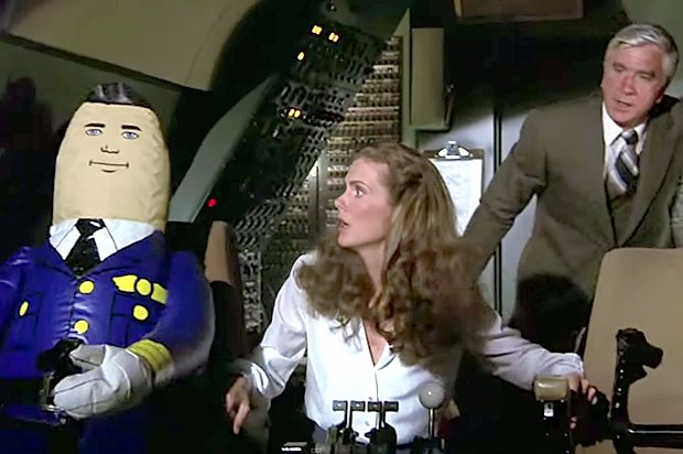 Airplane autopilot from