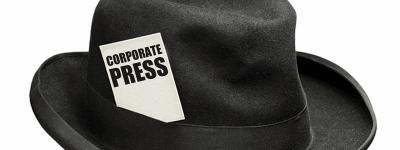 Corporate journalsim