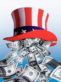 Money from Uncle Sam
