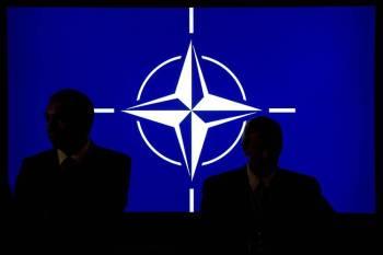 NATO - shadowy figures