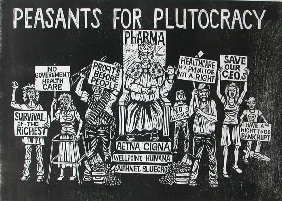 Peasants for Plutocracy