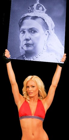 The Queen - Round 1