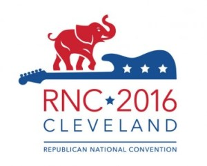 Republican National Convention 2016 Logo