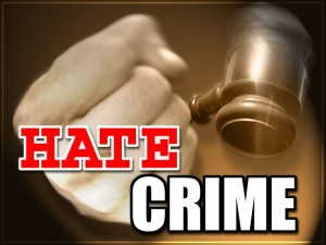 Hate Crime and Gavel