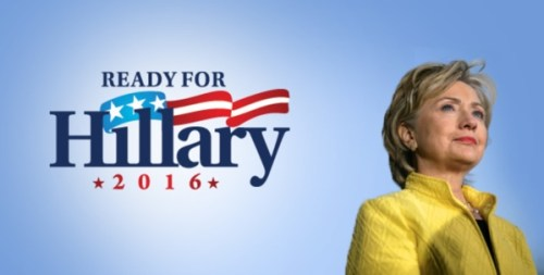 Ready for Hillary
