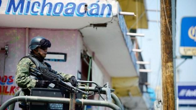 Mexico drug war