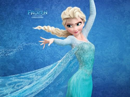 "Elsa from ""Frozen"""