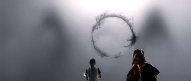 "Writing in ""Arrival"""
