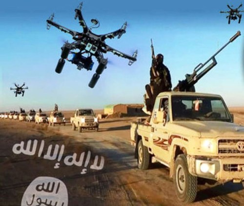 Islamic drones