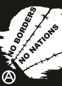No borders. No nations.