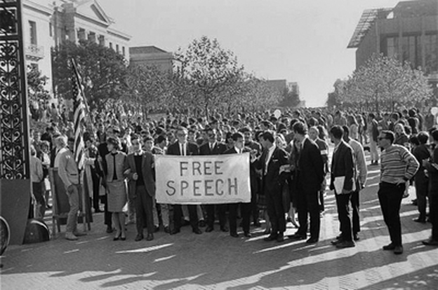 Berkeley Free Speech March