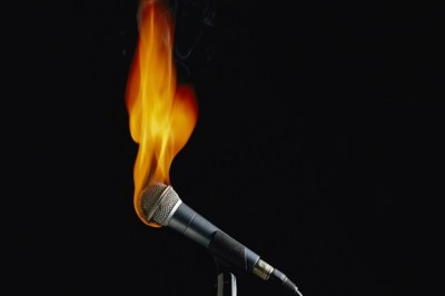 Burning free speech